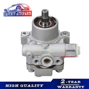 New Power Steering Pump Fit For 2004 2006 Nissan Altima Sentra 2 5l