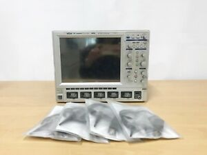 Lecroy Wavesurfer 44xs 400mhz 2 5gs s 4ch Oscilloscope With P6500 Probes