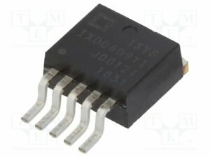 Driver Channels 1 Low side mosfet Torsteuerung 9 9a To220 5 Ixdd609yi Mosfet
