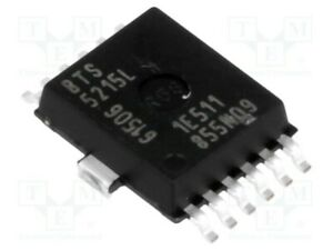Ic Power Switch Smd N channel Channels 2 3 7a High side Bsop12 Bts5215l Power