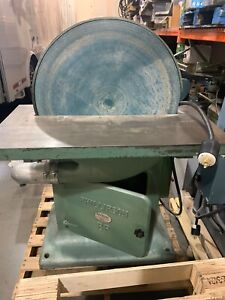 disc sander 24 wood working tools phillipson brand