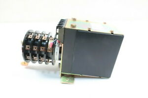 Electroswitch 9203dc Latching Switch Relay 125v dc
