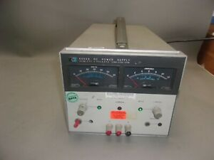 Hp Agilent Hewlett Packard 6002a Programmable Dc Power Supply 200w