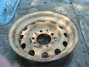 One 15 Artillery Wheel Chrysler Packard Large Ford Truck Pattern 5 1 2 Bc