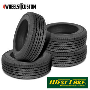 4 X New West Lake Su318 275 70 16 114t Highway Performance Tire