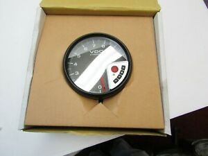 Vdo Prt Performance Tachometer 10 000 Rpm 5 A2c59517117 Black Face