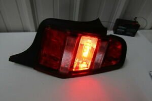 2010 2011 2012 Ford Mustang Factory Oem Right Tail Light Tested D3