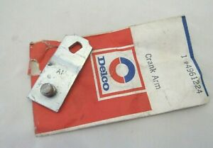 Nos 1971 75 Chevy Van G10 G20 G30 Windshield Wiper Motor Linkage Arm Gm 4961224