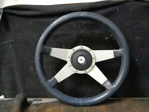 Chevy By Lecarra Steering Wheel 14 1 4 Across 9 Bolt Made By Motolita Safrance