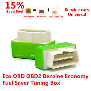 New Economy Fuel Saver Eco Obd2 Benzine Tuning Box Chip For Car Petrol Saving