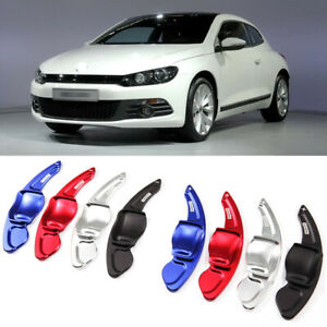 Car Steering Wheel Shift Paddle Extension Paddle Shifters For Vw Scirocco 2009
