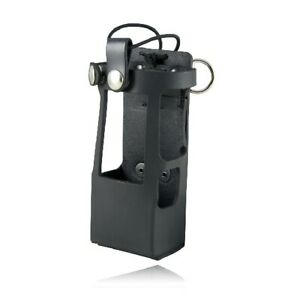 Boston Leather 5611rc 1 Radio Holder For A Motorola Apx6000le 2 4 w X 1 5 d