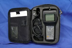 Trilithic Model Two Catv Signal Level Meter W Ac Adapter Case 3174
