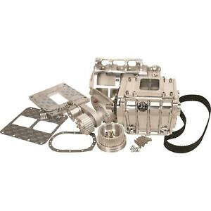 Dyer s Blowers Sbc 4 71 Supercharger Kit Polished