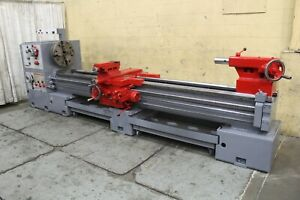 30 X 120 Summit Engine Lathe Yoder 72197