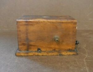Antique Hit Miss Buzz Coil Gas Engine Motor