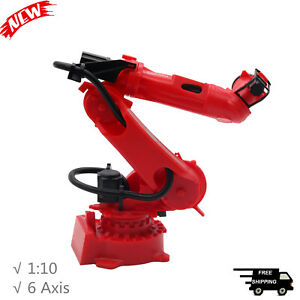 1 10 Comau 6 Axis Robot Manipulator Arm Model Vertical Multiple joint