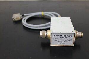 Rohde schwarz Nap z5 25mhz 1ghz 350w Power Sensor Head