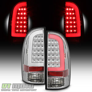 For 2005 2015 Toyota Tacoma Led Tube Tail Lights Brake Lamps 05 15 Left right