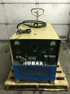 Hobart Rc 750 Mig Welder Please Read High Bid Wins