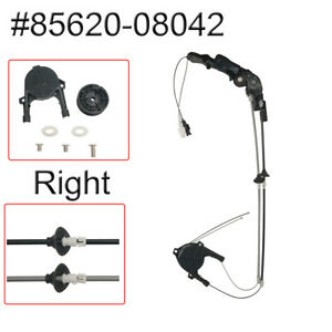 For 04 10 Toyota Sienna Passenser Power Sliding Door Cable Assembly W O Motor