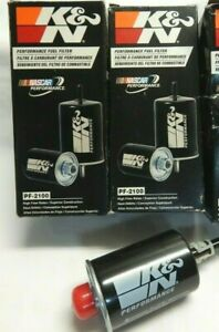 2 Pack K N Performance Fuel Filter Pf 2100 Lot Of 2 Save