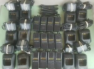 Lot Of 12 Kenwood Tk 280 Tk280 Vhf 146 174 Mhz W Antennas And Ksc 24 Chargers