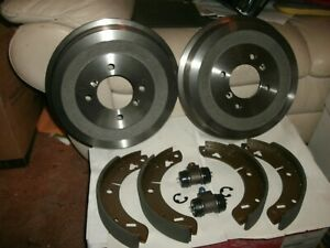 Mgb Rear Brake Shoes Drums cylinders 66 80 Coupes Gt Cars