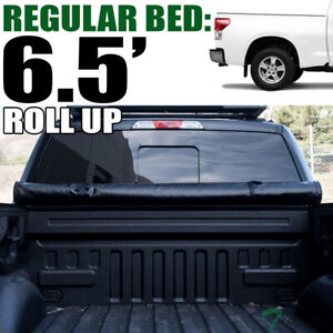 Topline For 2004 2006 Toyota Tundra 6 2 Ft Short Bed Lock Roll Up Tonneau Cover