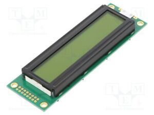 Display Lcd Stn Positive 20x2 Alpha numeric 4 9 16x1