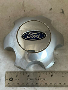 2009 14 Ford F150 Expedition Chrome Center Hubcap Hub Cap Oe Oem 9l34 1a096 Fb