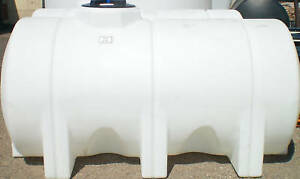 725 Gallon Poly Plastic Water Storage Leg Tank Tanks