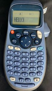 Dymo Letratag Handheld Label Maker Machine For Office Or Home