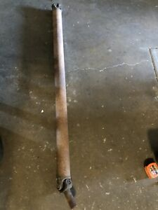 67 68 69 70 71 72 C10 Chevy Truck Drive Shaft Short Bed 4 Speed Manual