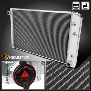 For 73 78 Chevy Blazer Jimmy Pickup 3 core row Aluminum Cooling Racing Radiator