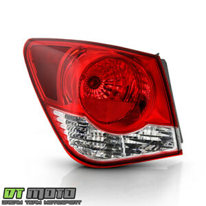 2011 2015 Chevy Cruze Outer Tail Light Replacement 11 15 Driver Side Brake Lamp
