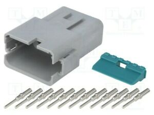 Terminal Connector Leitung leitung Male At Plug Size 16 At04 12pa kit01 A
