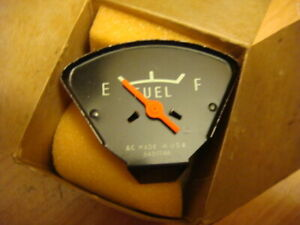 1969 1970 1971 1972 Chevy Van G10 20 30 With Gauges Gas Gauge 6431427