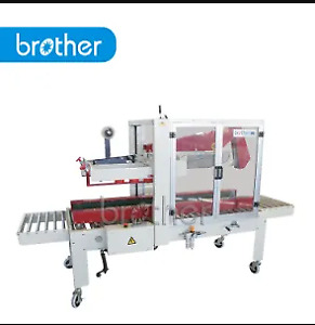 Brother Fx at5050 Automatic Flaps Fold And Bottom Packing Machine Carton Sealer