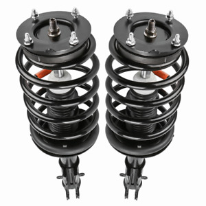 Front Shocks Struts Absorbers Assembly For 05 10 Ford Mustang Left Right Pair
