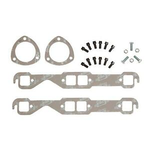 Mr Gasket 7650g Header Install Kit Small Block Chevy Square Ports