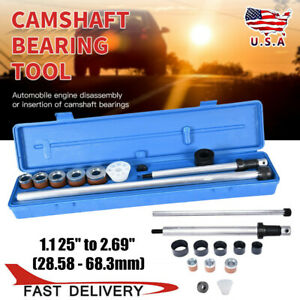 1 1 25 2 69 Universal Camshaft Cam Bearing Tool Installation And Removal Tool