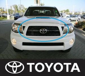 Genuine Toyota Tacoma Sport Super White 040 Painted Honeycomb Grille Oem Oe