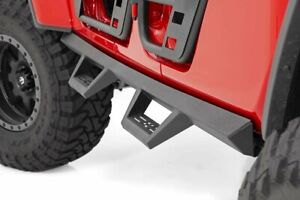 Rough Country Xl2 Drop Nerf Steps fits 2020 Jeep Gladiator Jt Truck