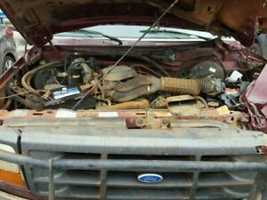 Automatic Transmission 4wd 4r70w Aode w 8 302 Fits 96 Ford F150 Pickup 1160098