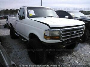 Automatic Transmission 4wd 4r70w Aode w 8 302 Fits 96 Ford F150 Pickup 1100971