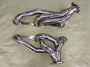 Thornton 1964 1965 Chevy Chevelle Shorty Headers Sbc 3942529 3932376 350 New