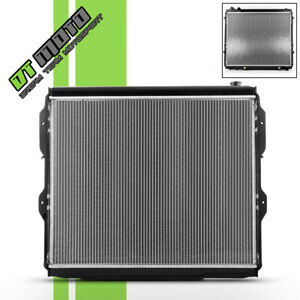 New Aluminum Radiator For 2000 2006 Toyota Tundra 4 7l 22 5 8 Core Height 2321