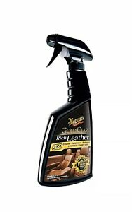 Leather Cleaner Conditioner For Car Gold Class Rich Meguiar S Free Shipping