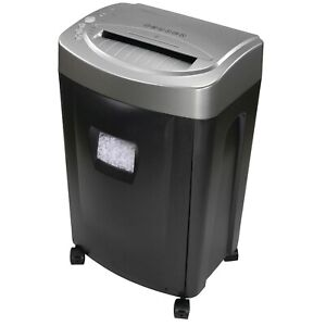 Royal Mc14mx Micro cut Shredder 14 Sheet Capacity